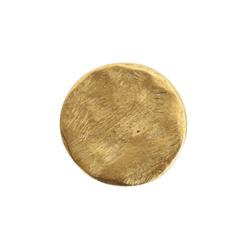 Large Gold Bead